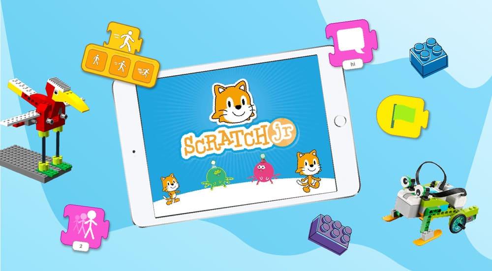 ScratchJr programavimo aplikacija